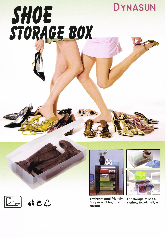 3x dynasun pp436 scatola porta stivali scarpe uomo donna - Scatole porta scarpe ...